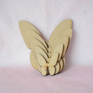 Butterfly Craft Shape Packets