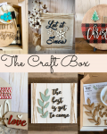 The Craft Box - Monthly Crafting Subscription Box Ireland